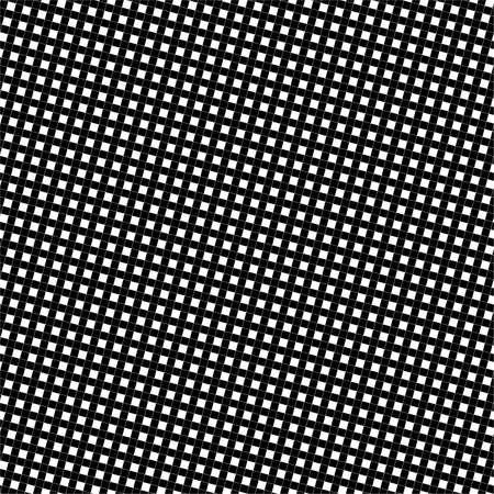 gigantic: Gigantic Diagonal black grid background Illustration