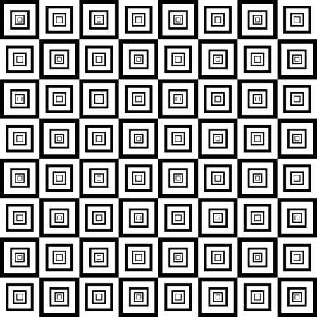 alternating: Resumen alterna descendente cuadrados en la transparencia mesa de ajedrez de fondo como