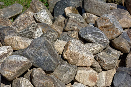 boulders: stone boulders background Stock Photo