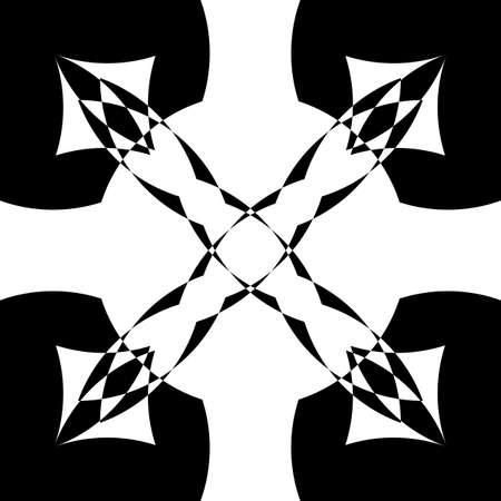 black on transparent background abstract arabesque bug meeting designer graphic