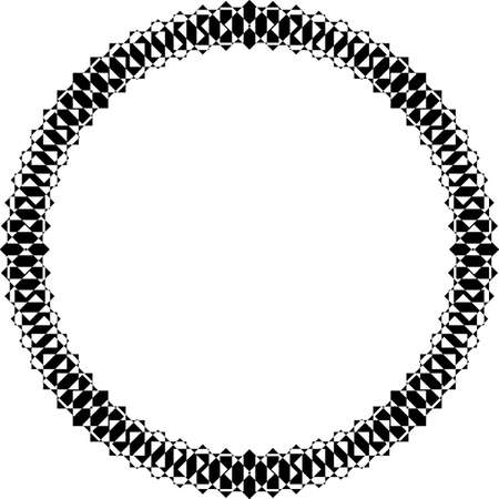 Diamond game ring frame clock dial on transparent background designer cut