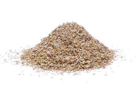 Heap der Boden Majoran Blätter Standard-Bild - 38862473