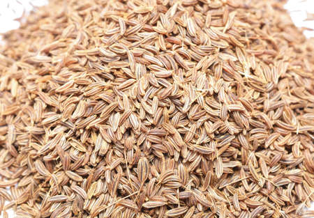 caraway: Caraway Seeds Stock Photo
