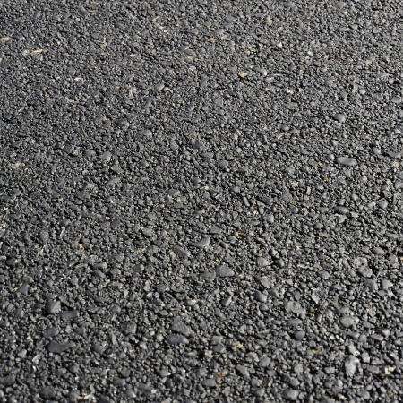 New hot asphalt abstract texture backgroun. Useful file for your brochure, flier and site about road construction, urban services and other needs photo