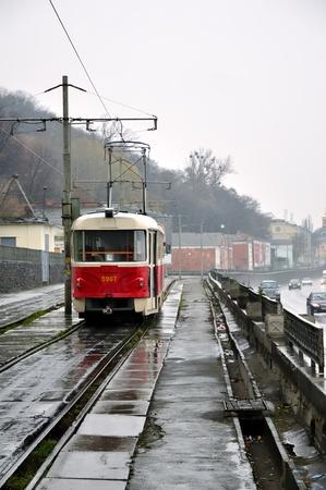 tramway: Russian tramway Editorial