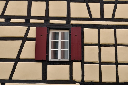 French traditional house window Stock Photo - 18295825