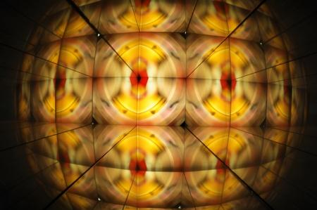 kaleidoscopic pattern Stock Photo - 18967800