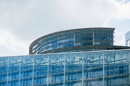 parliamentary: Parliament building in Strasbourg France. The European Parliament is the directly elected parliamentary institution of the European Union EU. Together with the Council of the European Union the Council and the European Commission it exercises the legislat