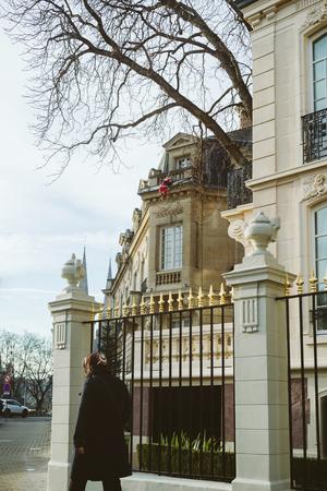 Russian embassy in strasbourg