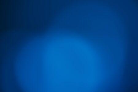 Defocused blur bokeh blue Reklamní fotografie