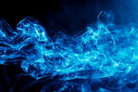 Blue Smoke Imagens
