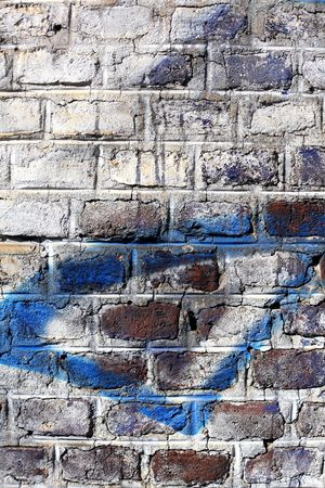 Urban wall background photo
