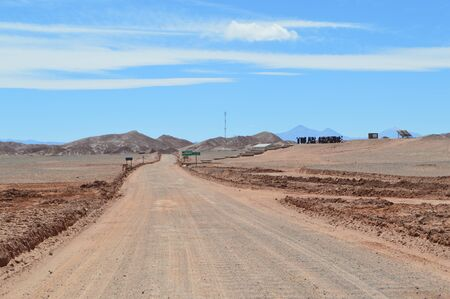 Arriving to Tolar Grande, a beautiful town in the Salta pune. Argentina