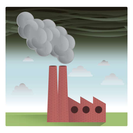 factory: factory pollution