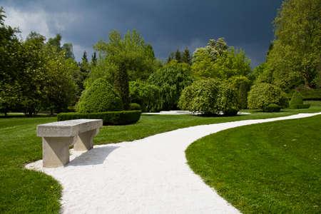 bench park: Antiguo Banco del Parque