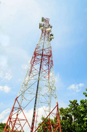 Telecommunication Antenna photo