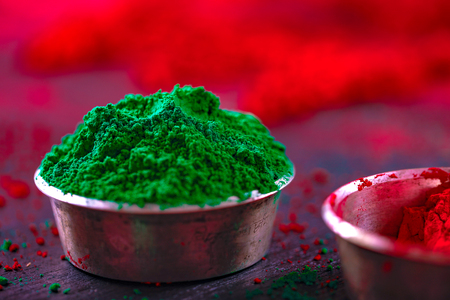 Indian Festival Holi Stock Photo