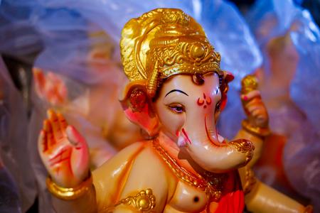 Lord Ganesha , Ganesha Festival 版權商用圖片