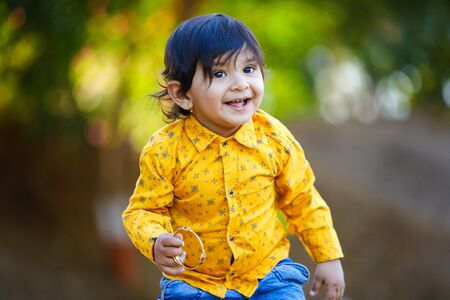 Cute Indian  Baby boy
