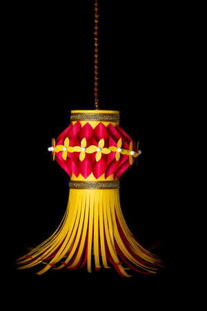 Indian Festival Diwali , colorful Lantern for diwali festival Stock fotó