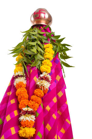 Gudhi Padva is a spring-time festival that marks the traditional new year for Marathi Hindus. It is celebrated in and near Maharashtra on the first day