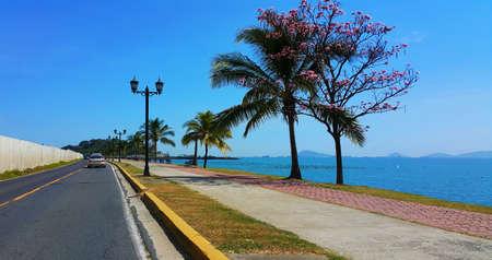 causeway: View Amador Causeway 2015