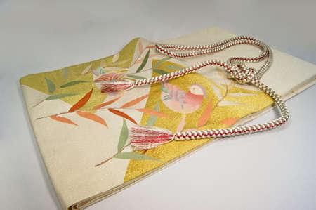 kimono: Kimono belt and g