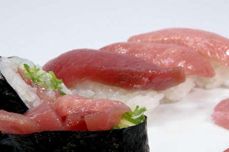 Tuna and Stock Photo