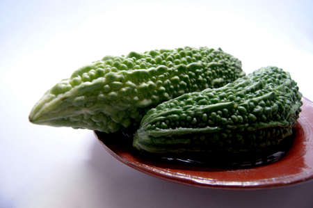 produced: Japan produced bitter gourd