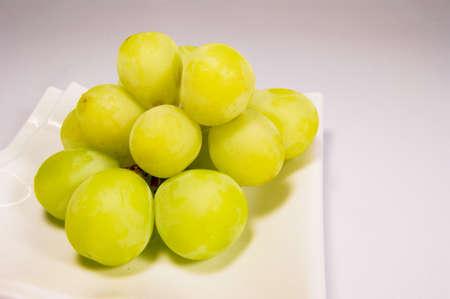 shine: Japan produced sweet shine Muscat