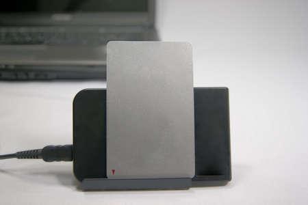 IC card reader Standard-Bild