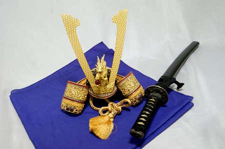 wakizashi: Armor and sword wakizashi