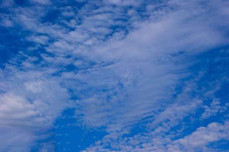 lingering: Autumn sky