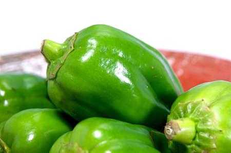 pimientos: Pimientos verdes