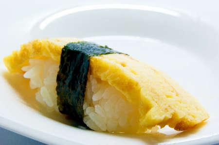 grasp: Tamago nigiri integrated