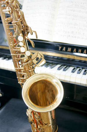 art lessons: Alto Saxophone and piano
