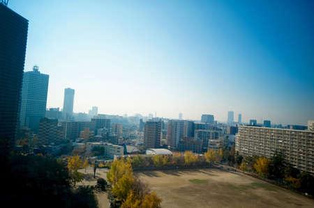 fukushima: Views of Osaka city Fukushima Hotels