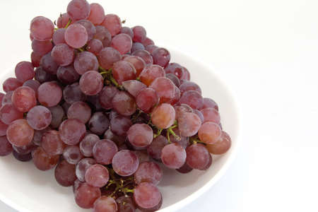delaware: This sweet Delaware grapes is cultivated in Japan.