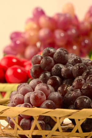 granule: Delaware grapes from Japan