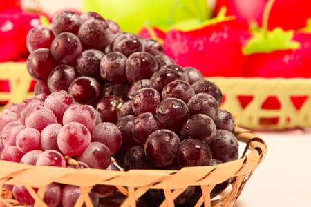 日本からデラウェア葡萄