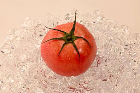 熟したトマト