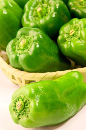 Green Pepper Standard-Bild - 110116855