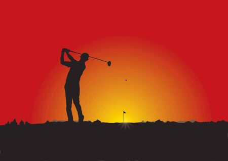 Golf is played for the lowest number of strokes ba an individual, known as stroke play, or the lowest play, or the lowest score on the most individual or team, known as match play. Pattern vector