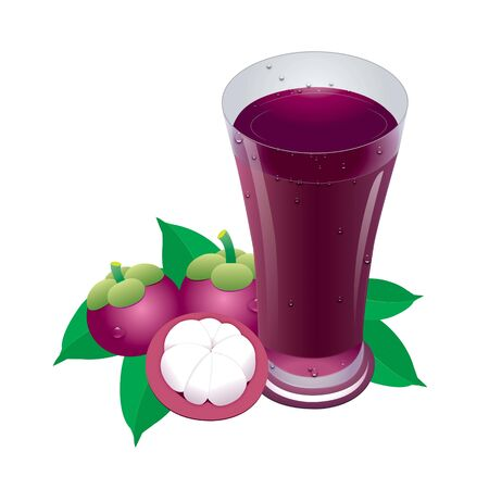 Mangosteen is a unique, tropical, sweet-and-sour fruit that may offer various beneficial effects.