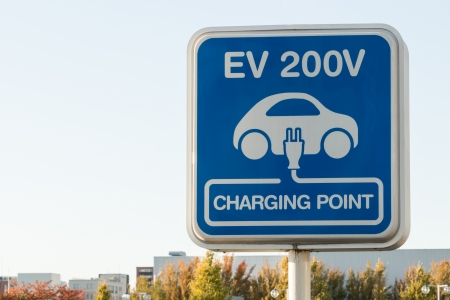 charging station for electric vehicle
