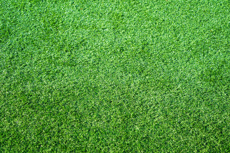 Green grass for sport background Stock Photo