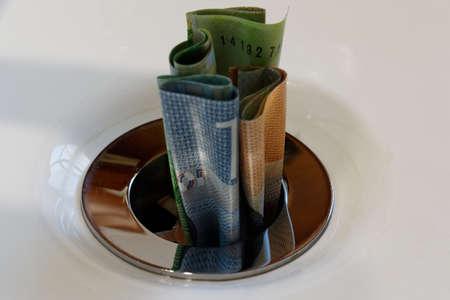 Don't throw money down the drain