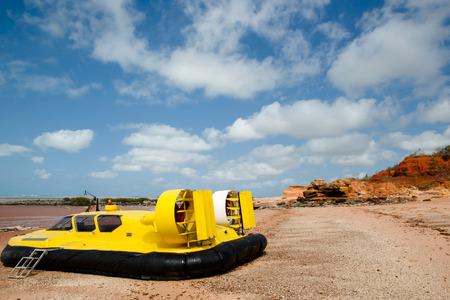 hovercraft: Hovercraft - Broome - Australia