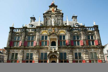 delft: City Hall - Delft - Netherlands