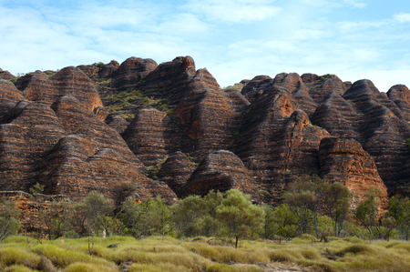 Bungle Bungle Range - Purnululu National Park - Australia